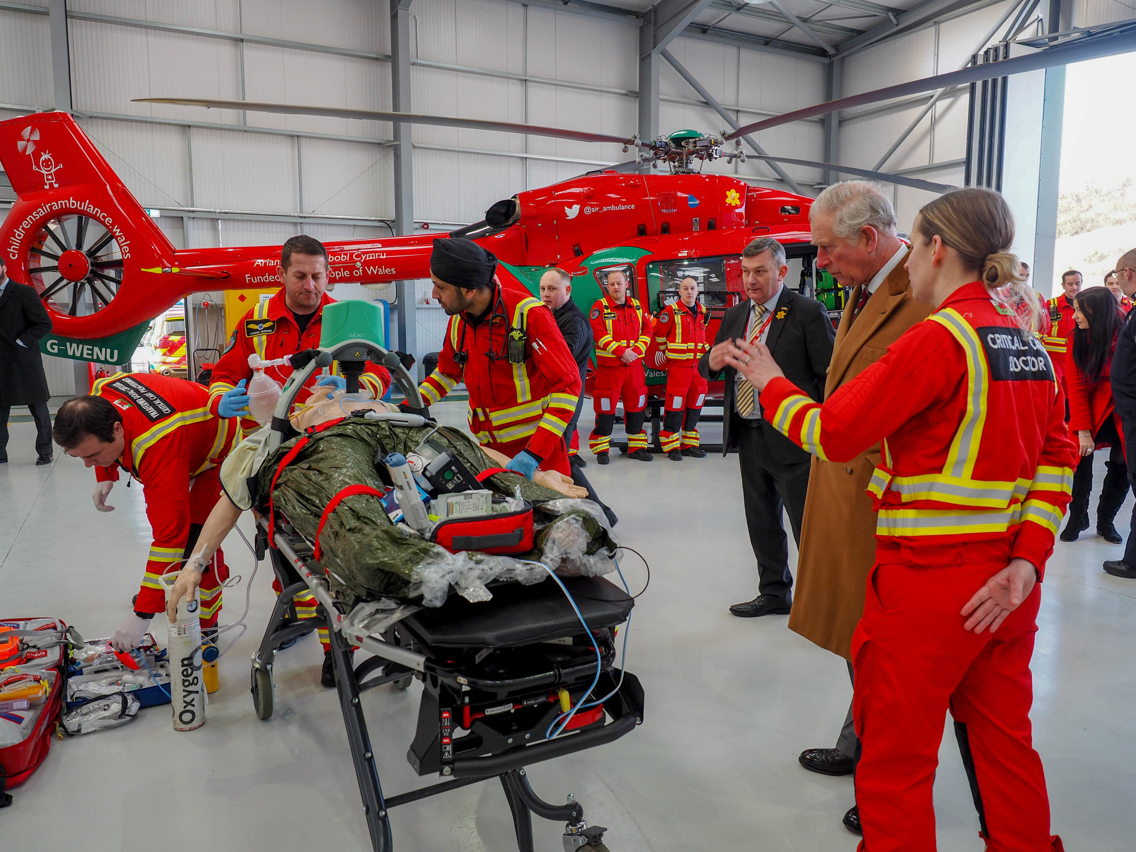 Flying Medics : The Future of Medicine is Here