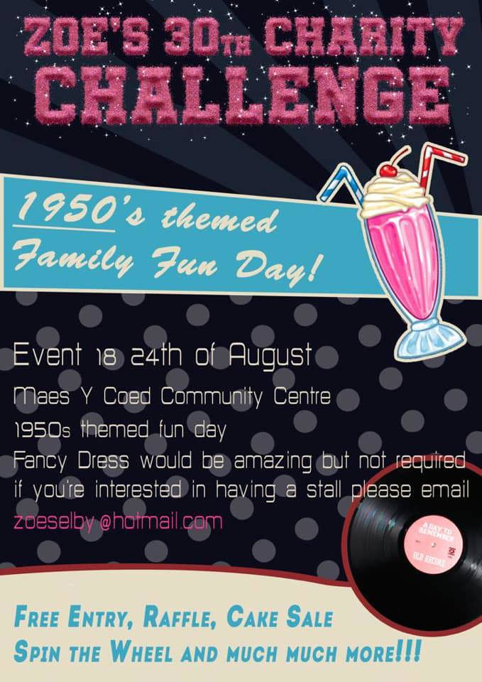 Fun day the 50's way! | Welsh Air Ambulance Charitable Trust
