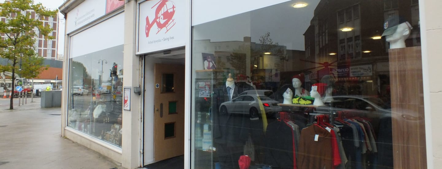 Wales Air Ambulance to Reopen Second Swansea Store