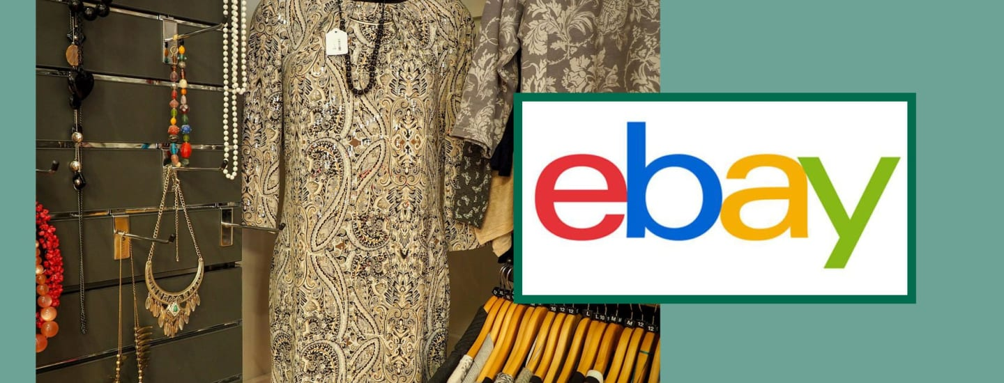 Shop with us through eBay