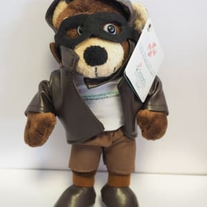 Biggles Bear Toy