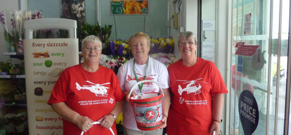 Community and Fundraising Volunteer