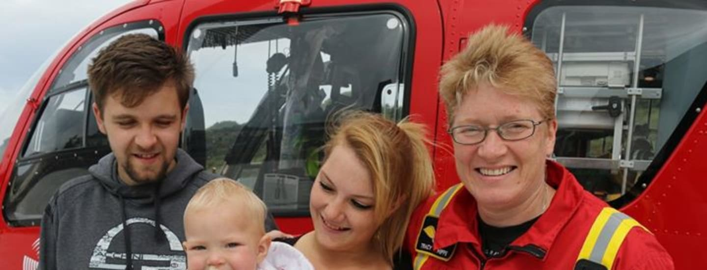 Children's Wales Air Ambulance Lottery
