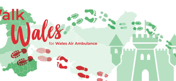 Charity relaunches Walk Wales event following last year's huge success