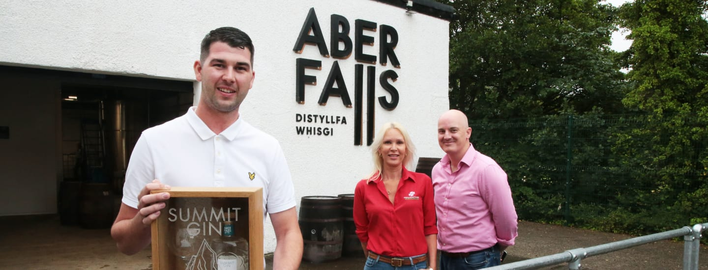Wales' most expensive Gin just the tonic for charity
