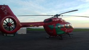 Caernarfon Wales Air Ambulance Charity Shop to Reopen