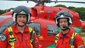 WALES AIR AMBULANCE WILL BE DECORATED WITH RAINBOWS FOR PRIDE CYMRU'S BIG WEEKEND